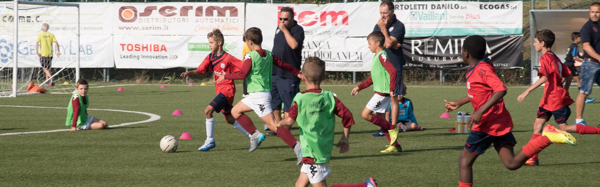 2° Torneo di Calcio a Valbrembo (BG)